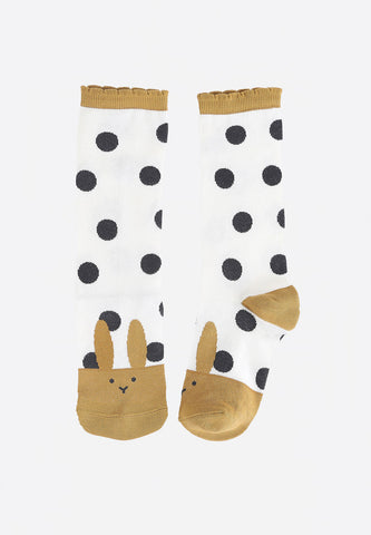Socks Dot Rabbit P152