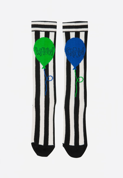 Wauw Balloon Knee Socks