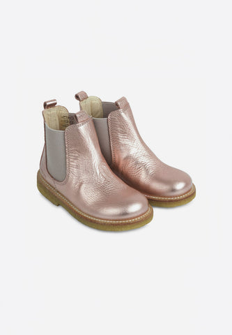 Narrow Chelsea Boot Light Copper
