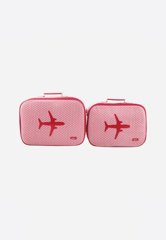 Suitcase Canvas Chine