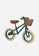 FIRST GO! Kids Balance Bike Green