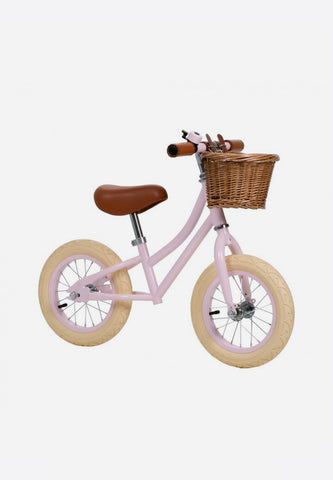 FIRST GO! Kids Balance Bike Pink