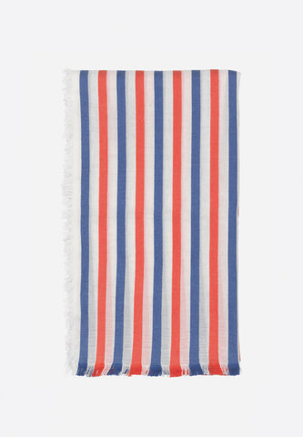 Vesper Towel Red Love