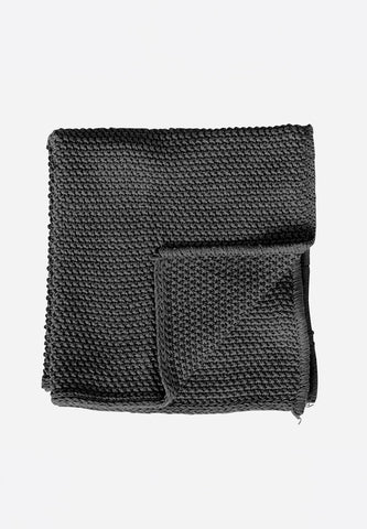 Dishcloth Black Cotton