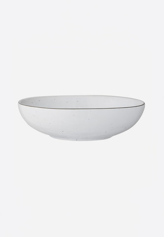 Emily Serving Bowl White