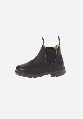 Kids Unisex Chelsea Boot Black