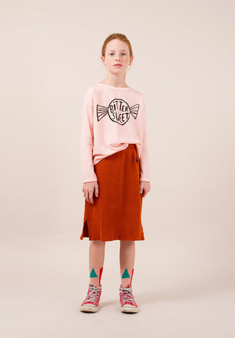 Bitter Sweet Round Neck T-Shirt