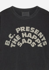 The Happy Sads Round Neck T-Shirt