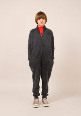 The Happy Sads Fleece Overall