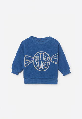 Bitter Sweet Sheep Skin Fleece Sweatshirt