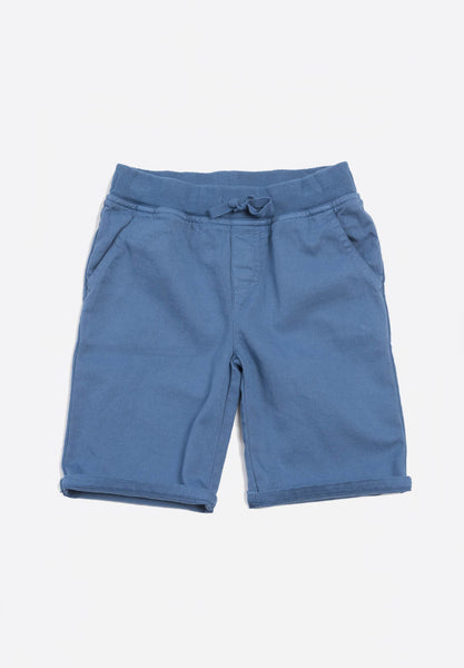 Boy Shorts Blue
