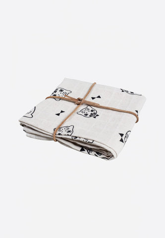 Organic Swaddle Tiger Attack