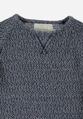 Linda Jersey Tweed Sweater
