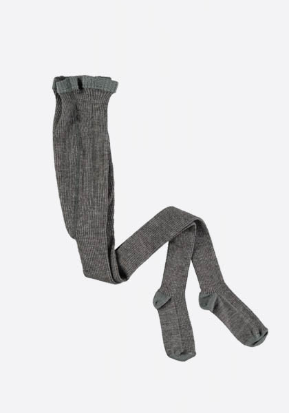 Tights Lurex Grey