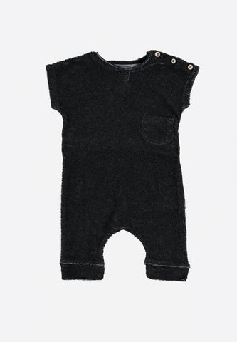 Mario Baby Terry Jumpsuit
