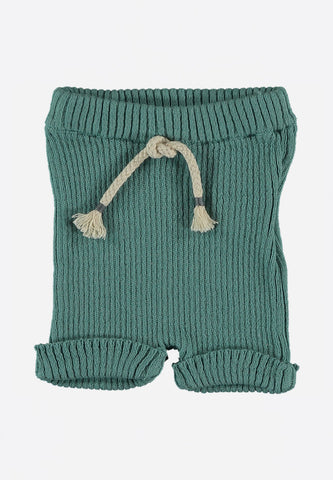Zac Baby Knitted Short Mint