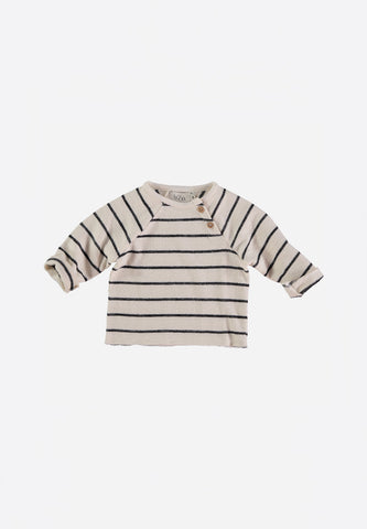 Popeye Baby Navy Stripes T-Shirt