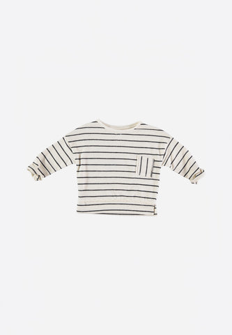 Biarritz Navy Stripes Sweater