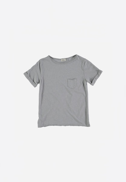Jan Cotton Linen T-Shirt Cloud