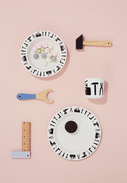 Melamine Set Tool School