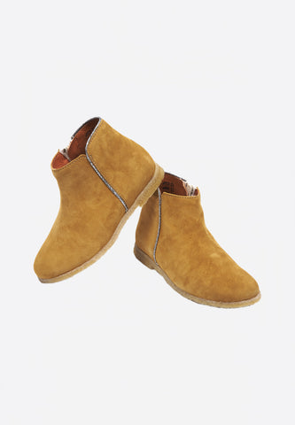 Boots Ocre