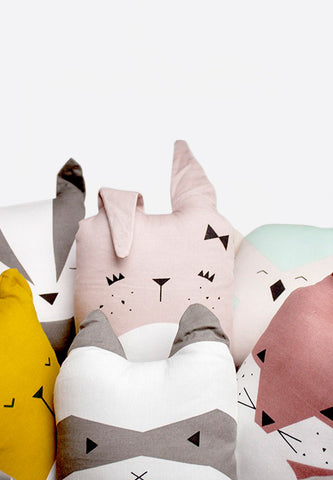 Animal Friend Cushion