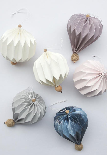 Paper Balloons