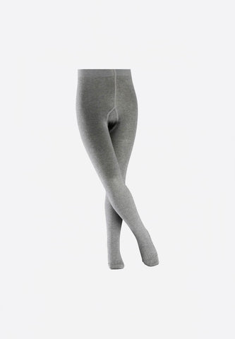 Family Kids Tights Light Grey