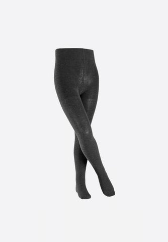 Family Kids Tights Anthracite Melange