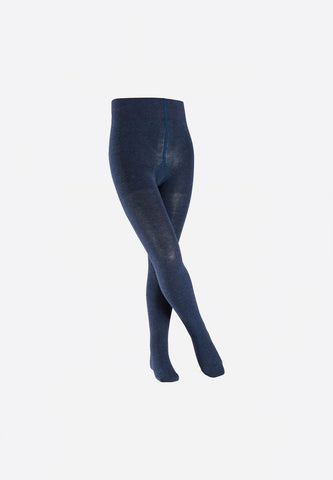 Family Kids Tights Navyblue Melange