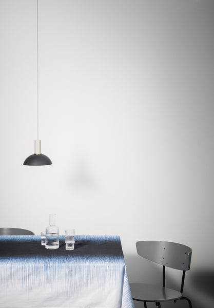 Pen Table Cloth Blue
