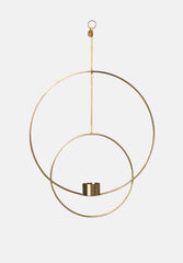 Hanging Tealight Deco Circular