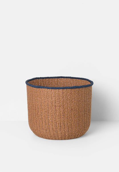 Braided Floor Basket