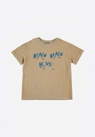 Beach House T-Shirt Wheat