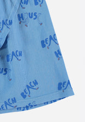 Beach House Skirt Alaskan Blue