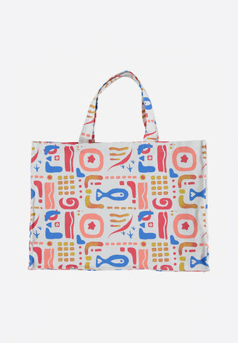 The Ocean Beach Bag