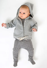 Baby Hooded Cardigan