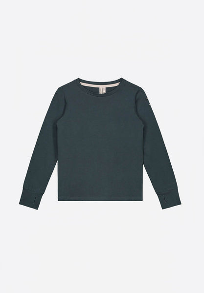 LS Tee with Thumbhole