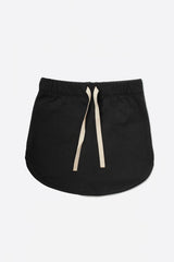 Organic Cotton Round Bottom Skirt