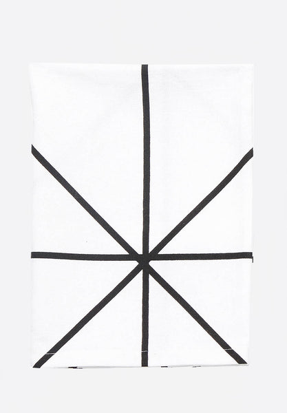 Tea Towel With Pattern