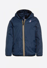 K-Way Claude Light Warm Adult Blue Deep
