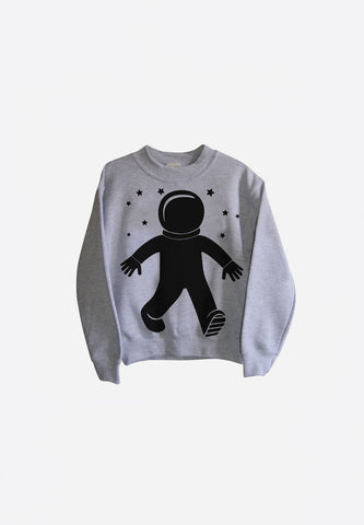 Spaceman Chalkboard Sweatshirt
