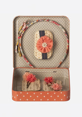 Hair Accessories Gift Set Peach