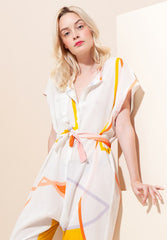 Messina Sun Jumpsuit Printed