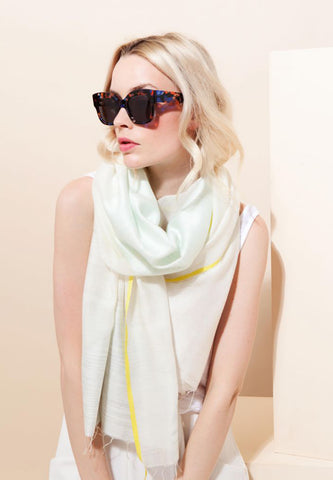 Sunset Pastel Scarf
