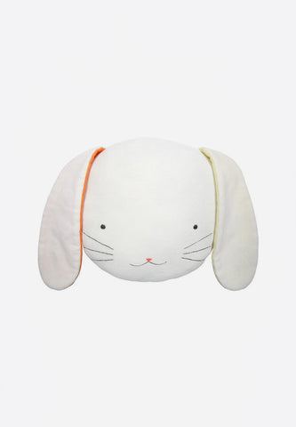 Velvet Bunny Cushion