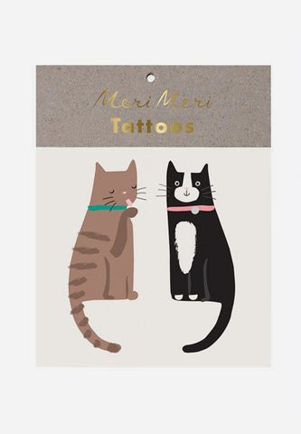 Happy Cats Tattoos