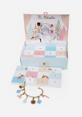 Nutcracker Charm Bracelet Advent Calendar