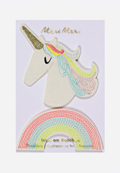 Unicorn Patches
