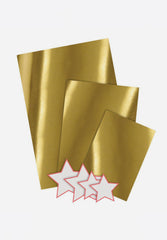 Gold Foil Envelopes